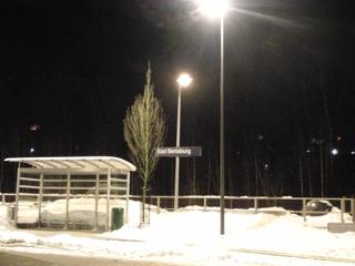 Bad Berleburg, Bahnhof. (foto: zoom)