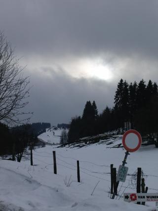 Blick Richtung Landal. (foto: zoom)