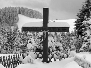 Kreuz am Schmantel. (foto: zoom)