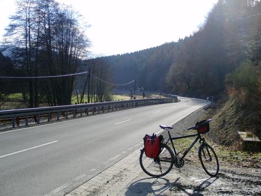 Mein Rad, mein Radweg