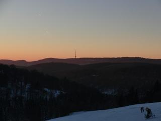 Blick von Altastenberg auf die Hunau. (foto: zoom)