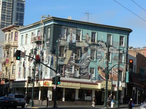 Broadway, Ecke City Lights