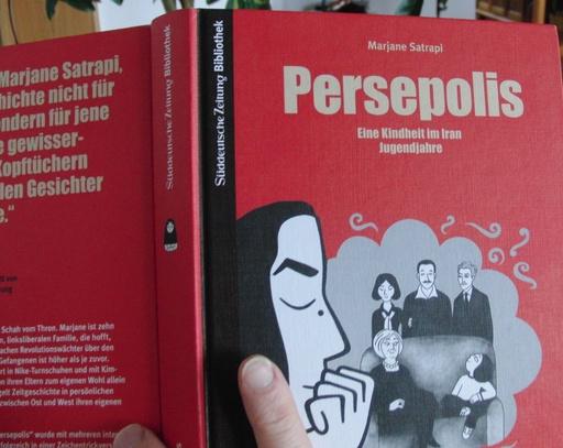 """Persepolis. Eine """"Graphic Novel"""" von Marjane Satrapi. (foto: zoom)"""
