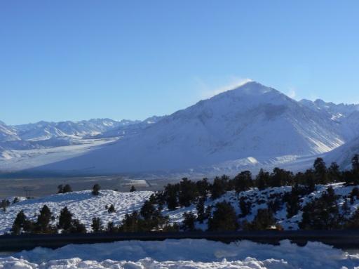 Unterwegs zur Sierra Nevada