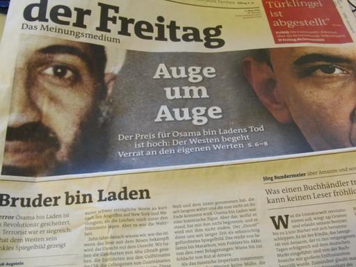 """Der neue """"Freitag"""". (foto: zoom)"""