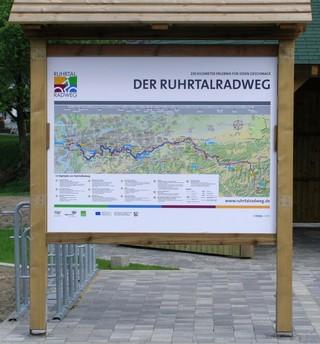 Winterberg: der Ruhrtalradweg (foto: zoom)