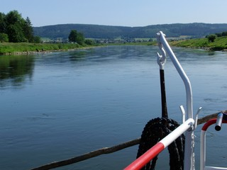 Auf der Weser (foto: zoom)
