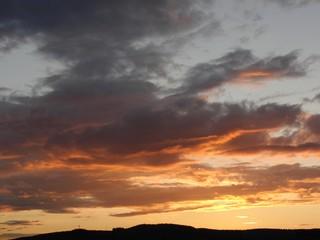 Der Himmel heute (foto:zoom)