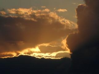 Der Himmel über Siedlinghausen. (foto: zoom)