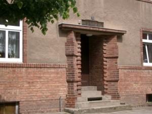 Haus-Nr. 36; Hier wohnte Onkel Paul in Bad Freienwalde
