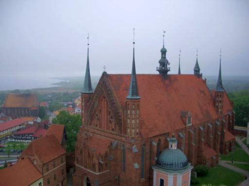 Die Kathedrale von Frombork (Frauenburg) (fotos: zeitgeist)