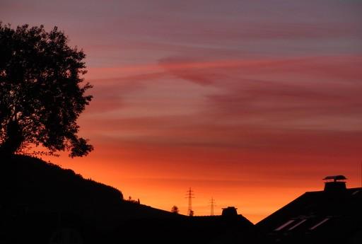 Der Himmel über Siedlinghausen (foto: zoom)