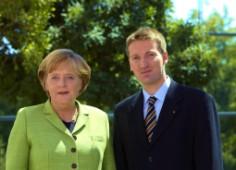 Angela Merkel mit Dr. Patrick Sensburg (foto: sensburg)