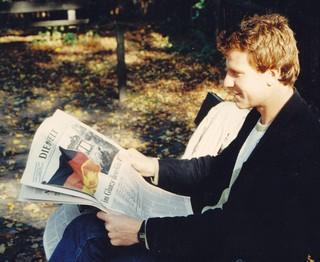 Die Zeitung ist zufällig, der Leser nicht (foto: paparazzi)