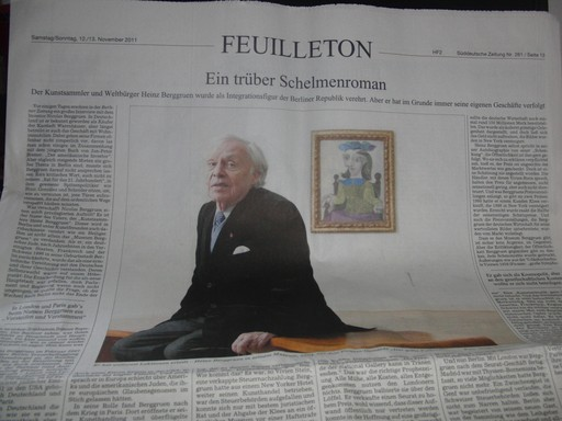 """""""Ein trüber Schelmenroman"""", Der Rezensent fischt im Trüben der antisemitischen Stereotypen. (foto: zoom)"""