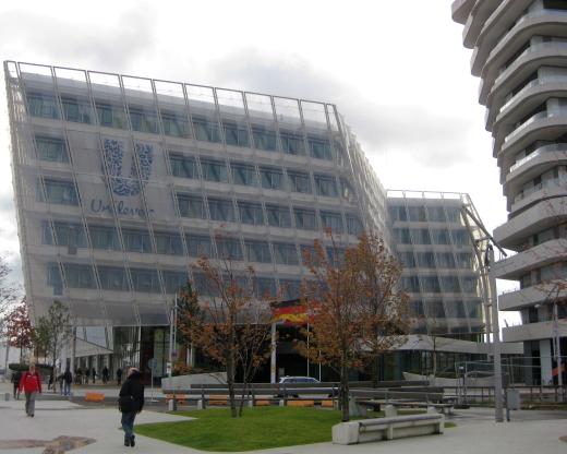 Unilever Haus Hamburg (foto: annerose)