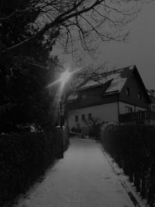 Joggen - das letzte Licht, die letzten Meter (foto: zoom)