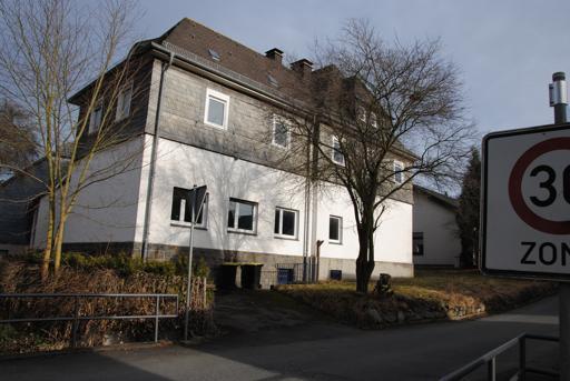 Calle: Das Schulmeisterhaus als Schandfleck? (fotos: denkmal)
