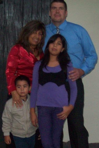 Eine peruanisch-deutsche Familie wartet auf Zusammenführung (foto: schulte-huermann)ermann)