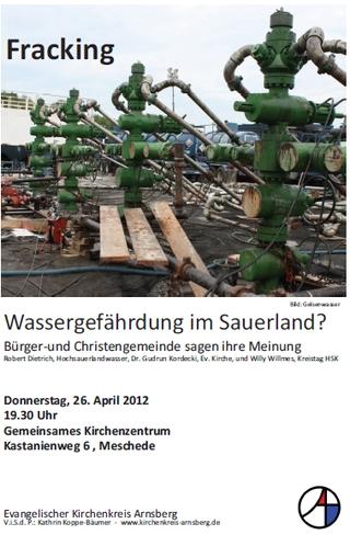 Plakat des Kirchenkreises Arnsberg (archiv: zoom)