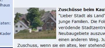 Ausriss der Berichterstattung auf der Website des WDR Studio-Siegen (screenshot)