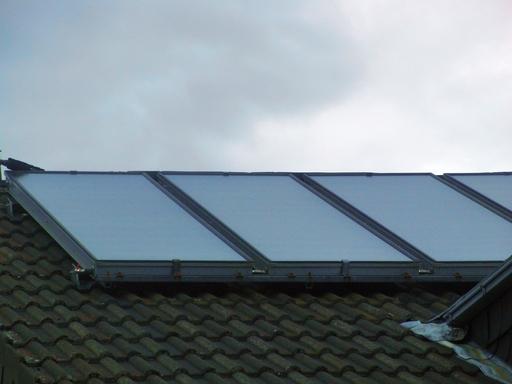 Dachsolar: die heute Solartechnik wird bald schon veraltet sein. Der Fortschritt ist rasant. (foto: zoom)