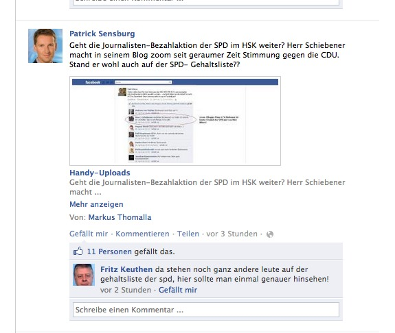 Screenshot von heute, 10. Mai 2012