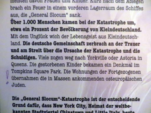 Nur eine kleine Kritzelei? Das Ausrufezeichen markiert den Antisemiten, der einen antisemitischen Satz markiert.