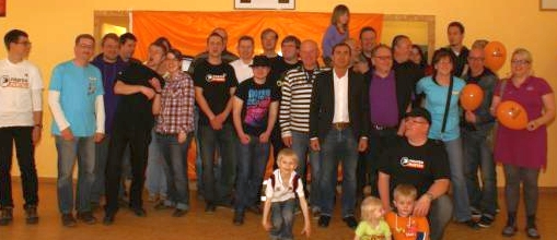 Am 13. Mai feierten die Piraten das NRW-Wahlergebnis in Wickede an der Ruhr. Jetzt wollen sie sich programmatisch weiterentwickeln. (foto: piraten_hsk)