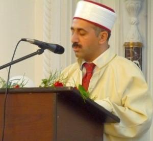 Ramadan Feier Redner