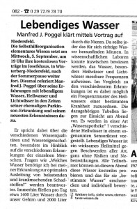 Grober Unfug im redaktionellen Teil des Sauerlandkurier (foto: zoom)