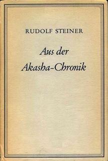 'Aus der Akasha-Chronik', Buchcover (Foto: Wikipedia, Lizenz: PD)