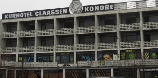 Winterberg: das ehemalige Kurhotel Claassen am 24. Dezember 2012 (archiv: zoom)