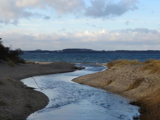 Fluss ins Meer - denk Dir was (foto: zoom)