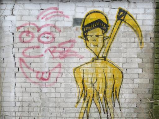 Ohne Worte ... Graffiti (foto: zoom)
