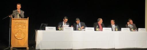 Bürgermeister Werner Eickler