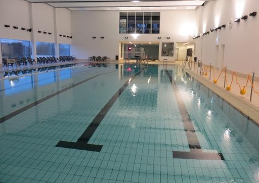 Oversum Schwimmbad geschlossen