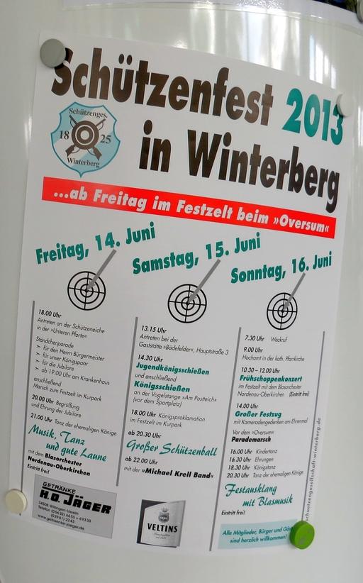 Schützenfest Winterberg