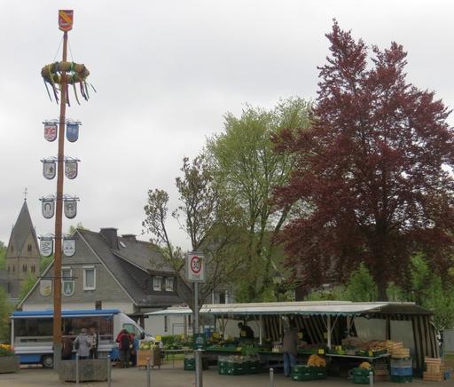 Markt in Siedlinghausen