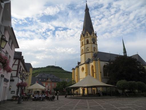 Marktplatz Bad Ahrweiler