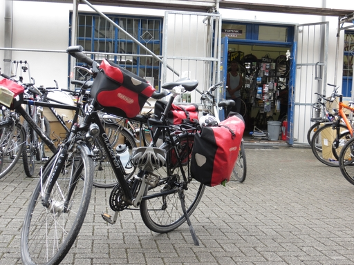 Werkstatt Radsporthaus Regenhardt