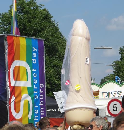 CSD-Parade HH 2013