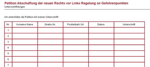 So sehen die Unterschriftenlisten aus. (screenshot: zoom)
