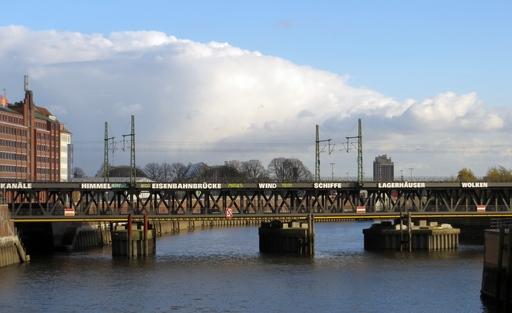 Brückenkunst in Hamburg
