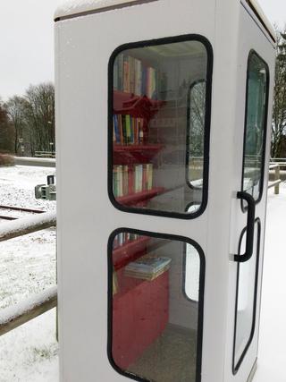 Telefonbücherei