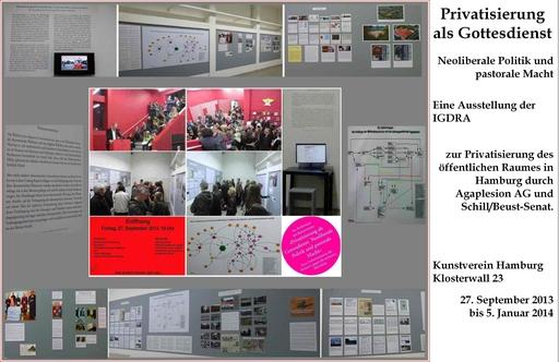 Die Ausstellung ist noch bis zum 5. Januar im Hamburger Kunstverein zu sehen, (screenshot)