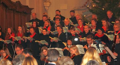 Das Werk Händels verlangt vom Orchester hohe Konzentration und vor allem Kondition