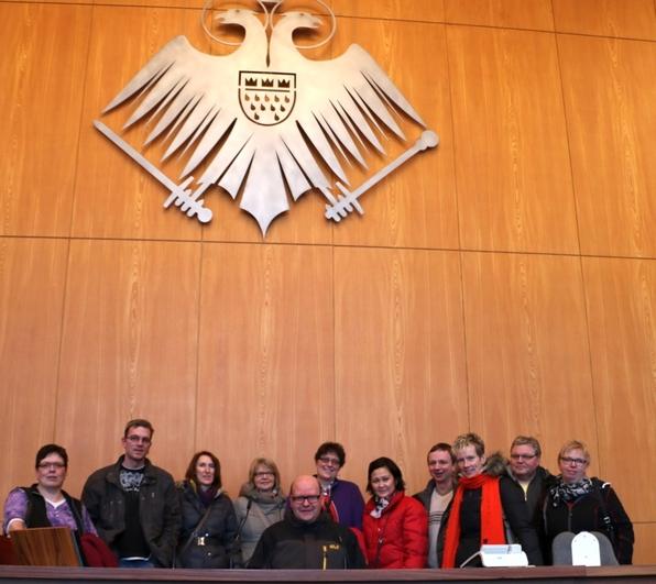 Die diplomatische Achse Brilon-Köln steht