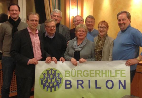 Mitgliederversammlung der Bürgerhilfe Brilon