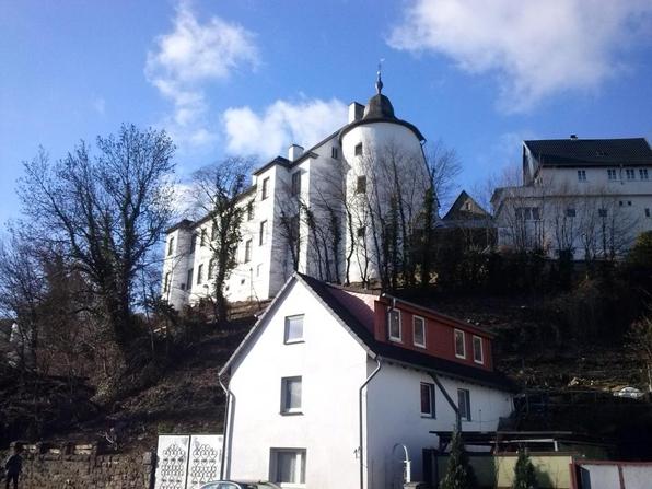 Das Sauerlandmuseum: Probleme mit dem Baugrund am Steilhang schon im Jahr 2013(archivfoto: loos)